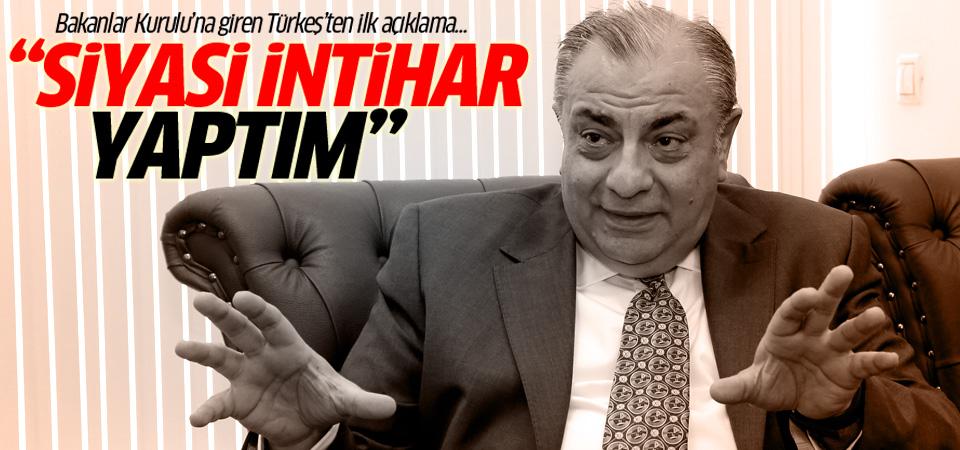 Tuğrul Türkeş: Siyasi intihar yaptım