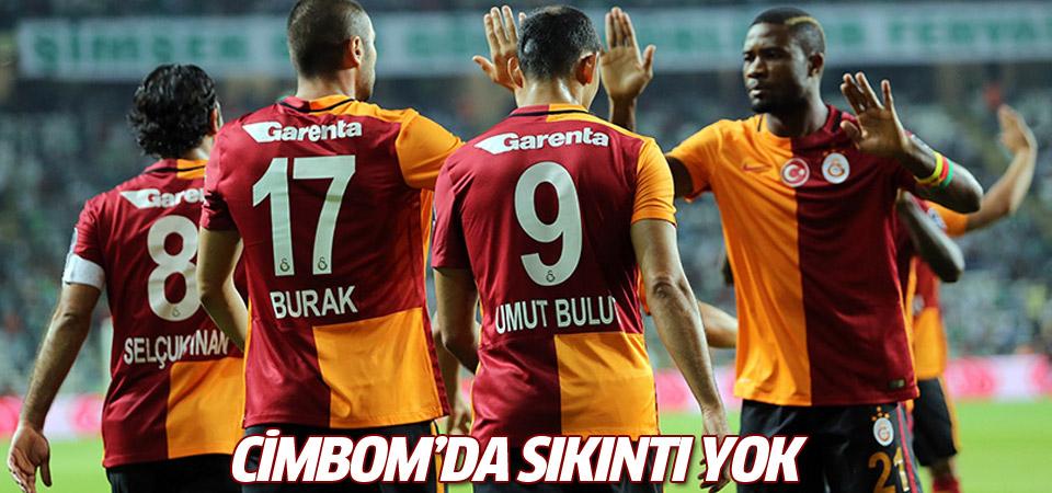 Torku Konyaspor: 1 - Galatasaray: 2 (ilk Yarı)