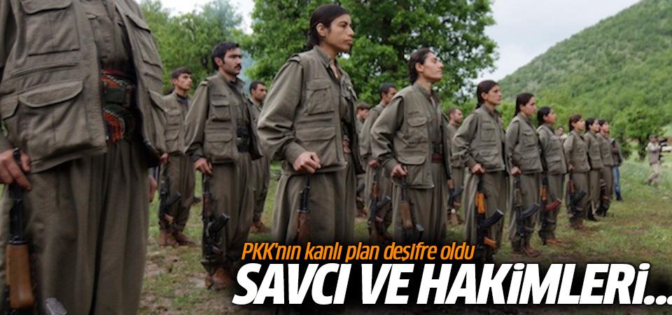 PKK'nın kanlı plan deşifre oldu
