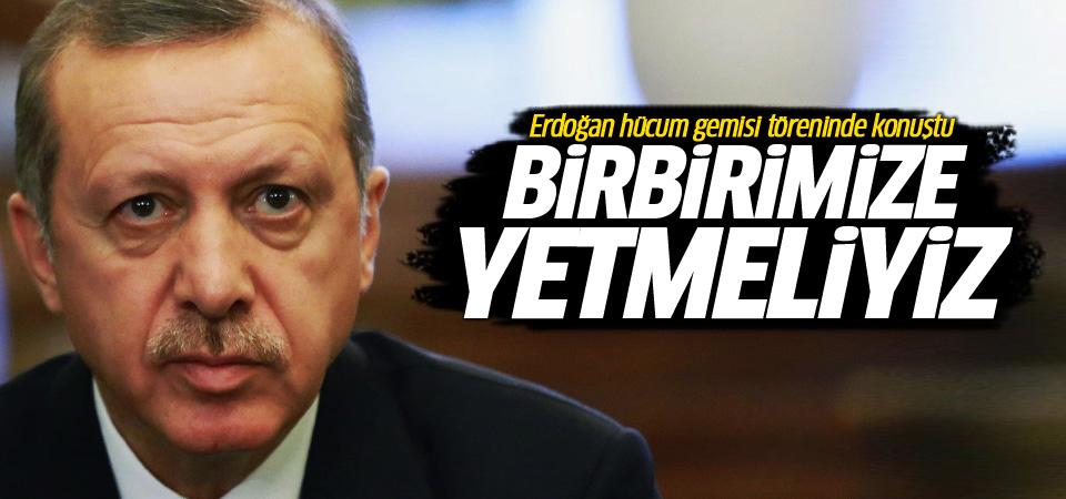 Erdoğan: Bürokratik oligarşiden neler çektik