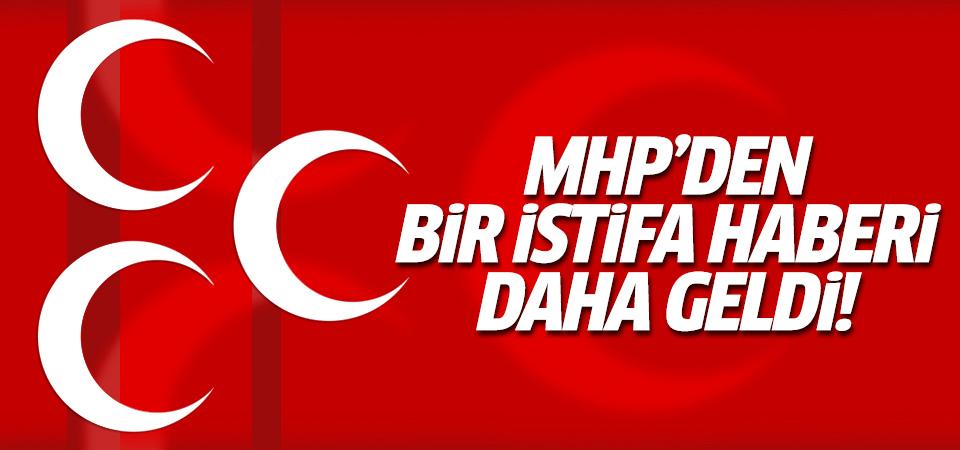 MHP'de toplu kurultay istifası