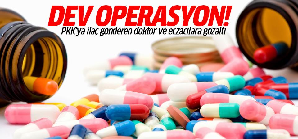 İstanbul merkezli 32 ilde sahte reçete operasyonu!
