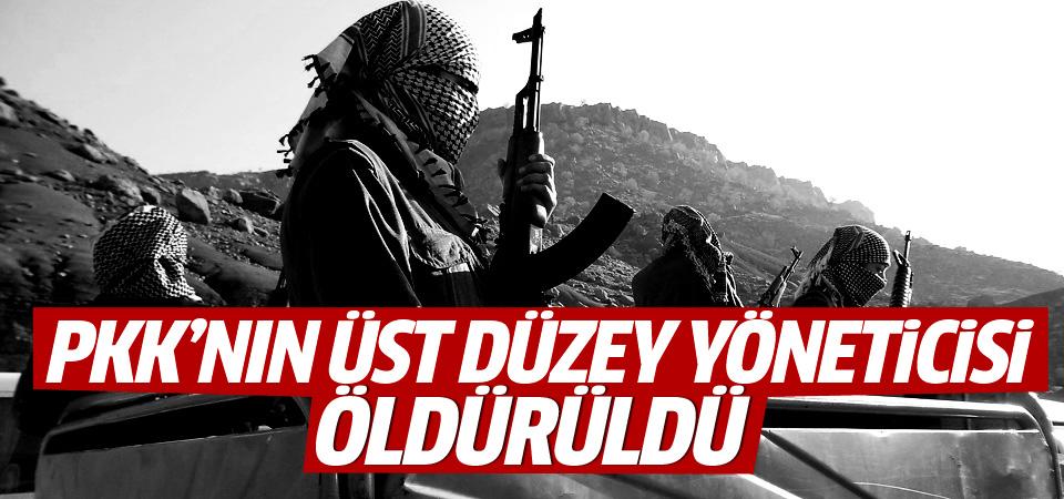 Üst düzey PKK'lı Ekrem Güney öldürüldü