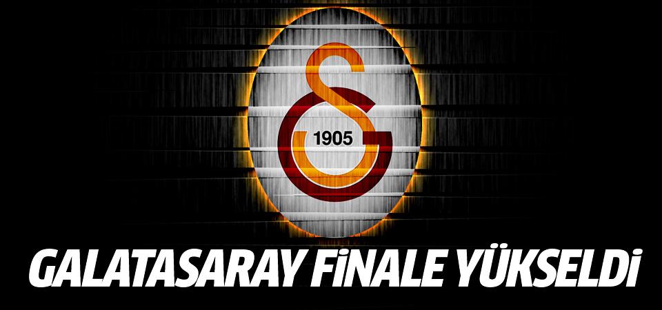 Galatasaray kupada finalist