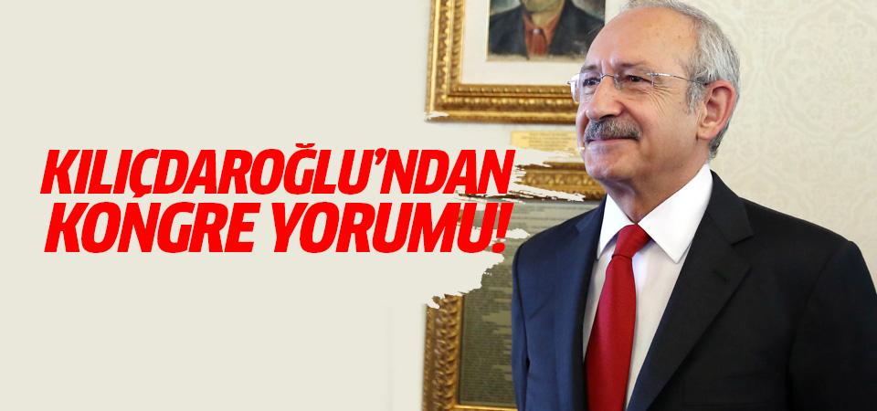 Kılıçdaroğlu'ndan AK Parti'deki kongre kararı yorumu