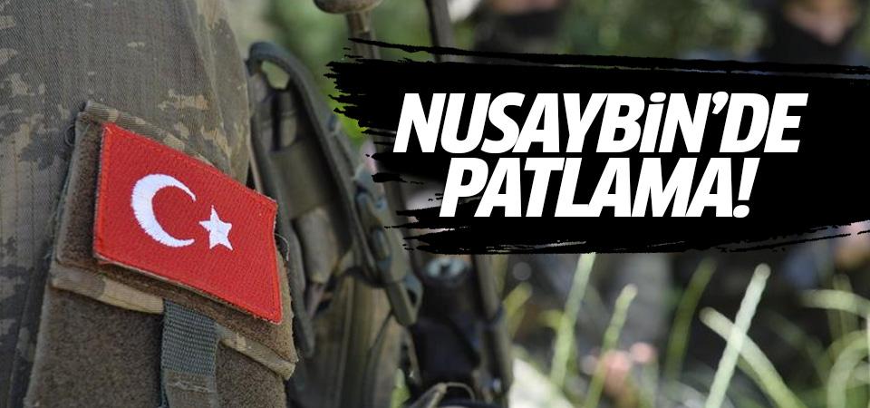 Nusaybin'de patlama!
