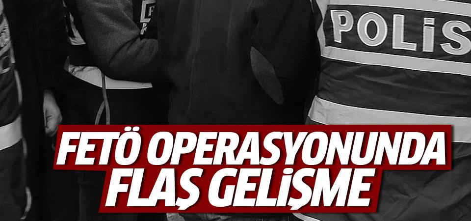 FETÖ/PDY operasyonunda tutuklananlar adliyeye sevk edildi