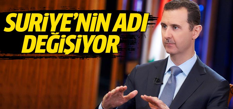 Rusya Suriye için yeni anayasa hazırladı
