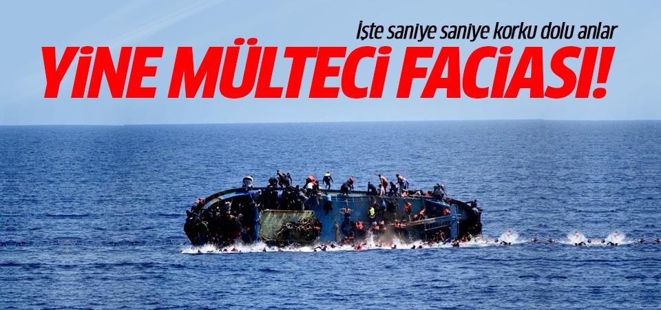 Libya açıklarında mülteci faciası: 80 ölü