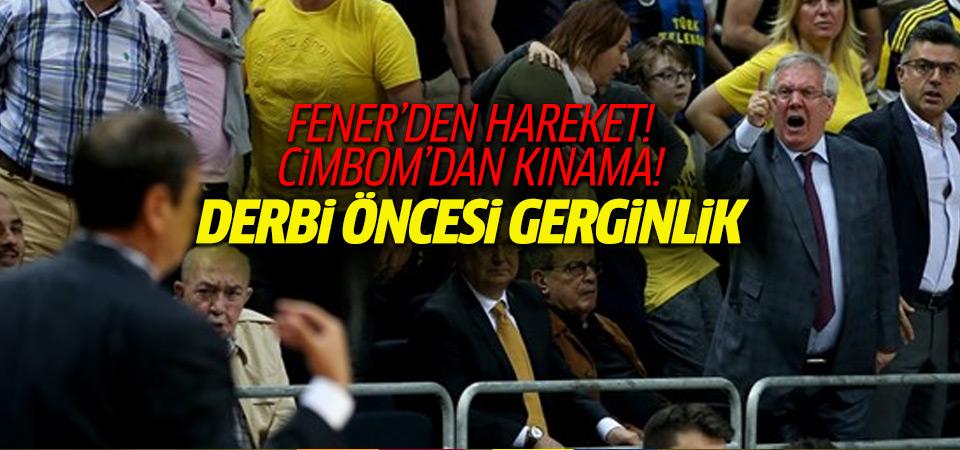 Derbi öncesi Galatasaray'dan Aziz Yıldırım'a kınama
