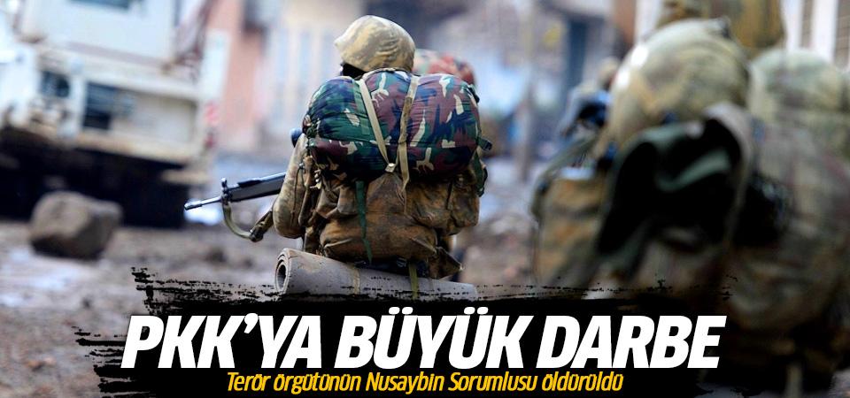 PKK'nın Nusaybin Sorumlusu Zamani Çamak öldürüldü