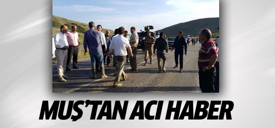 Muş'ta sel felaketi: 2 çocuk öldü