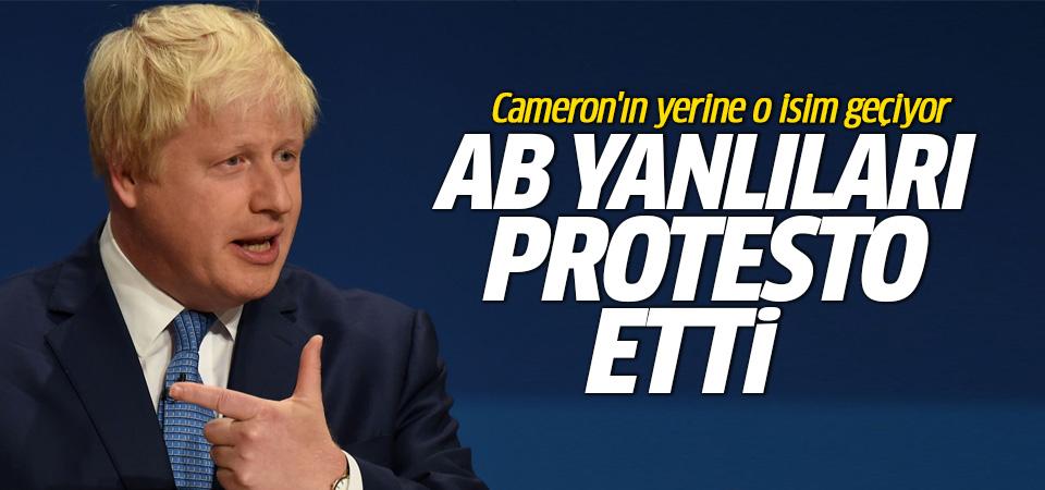 David Cameron'ın yerine o isim geçiyor