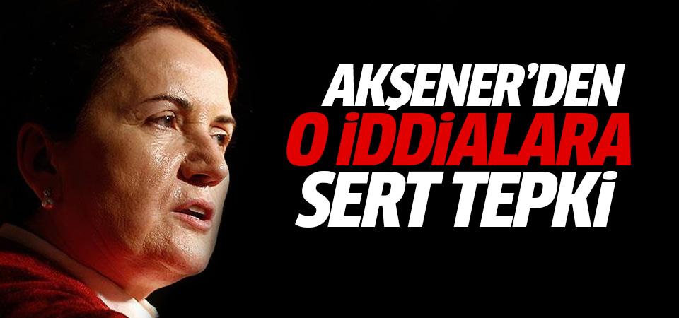 Meral Akşener, Fethullah Gülen iddialarını yalanladı