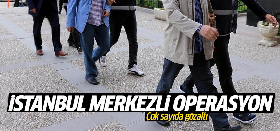 İstanbul'da iş adamlarına FETÖ/PDY operasyonu