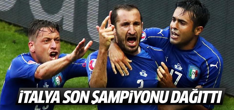 Son şampiyon İspanya Fransa'da dağıldı!