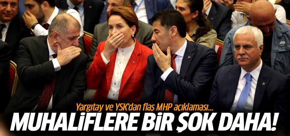 MHP'de muhaliflere bir şok daha!