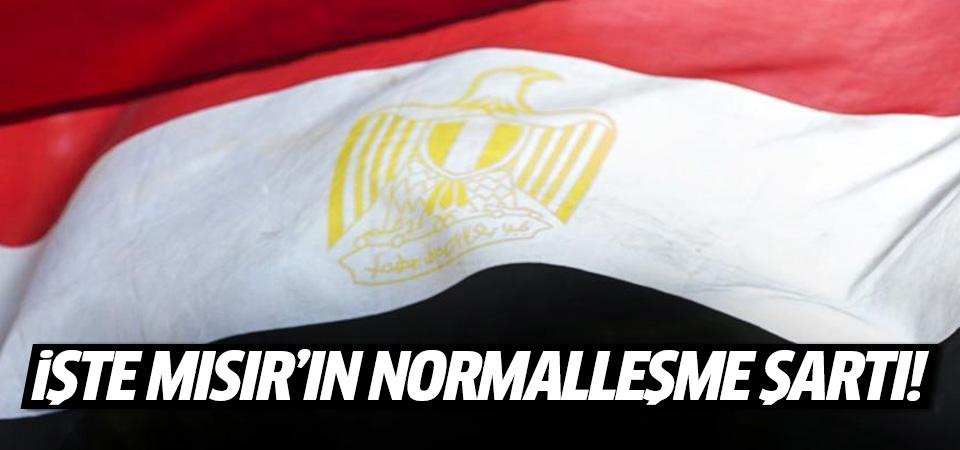 Mısır'dan Türkiye'ye cevap!