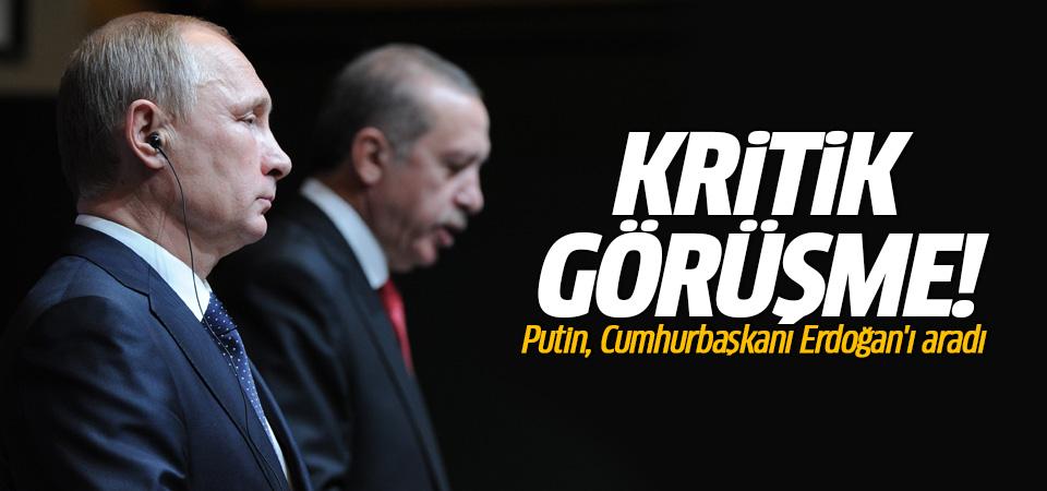 Putin-Erdoğan görüşmesi tamamlandı... Görüşme olumlu geçti
