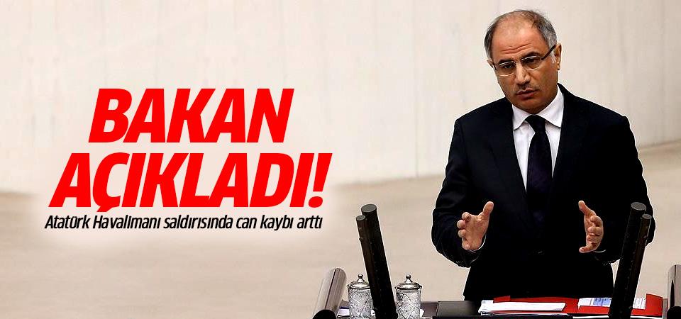 Atatürk Havalimanı saldırısında can kaybı arttı