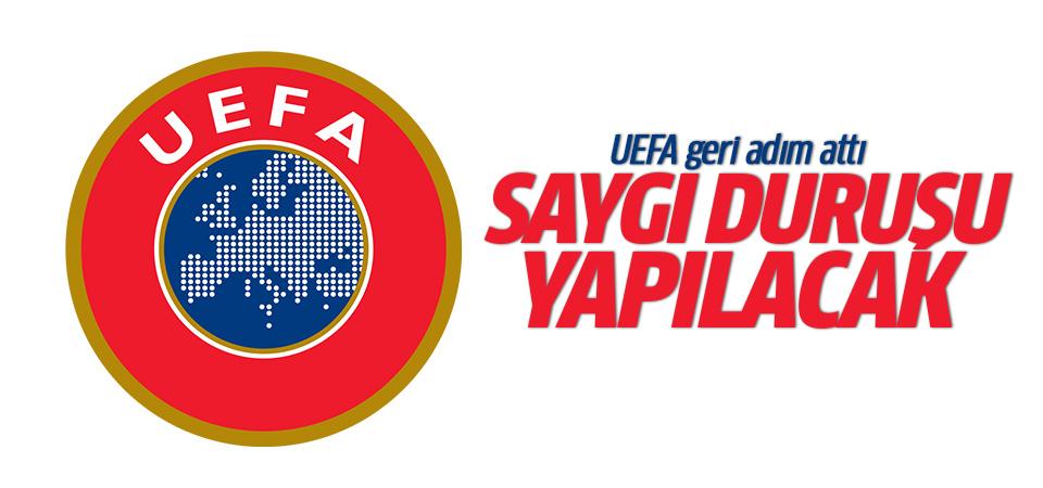 UEFA'dan son dakika Türkiye kararı