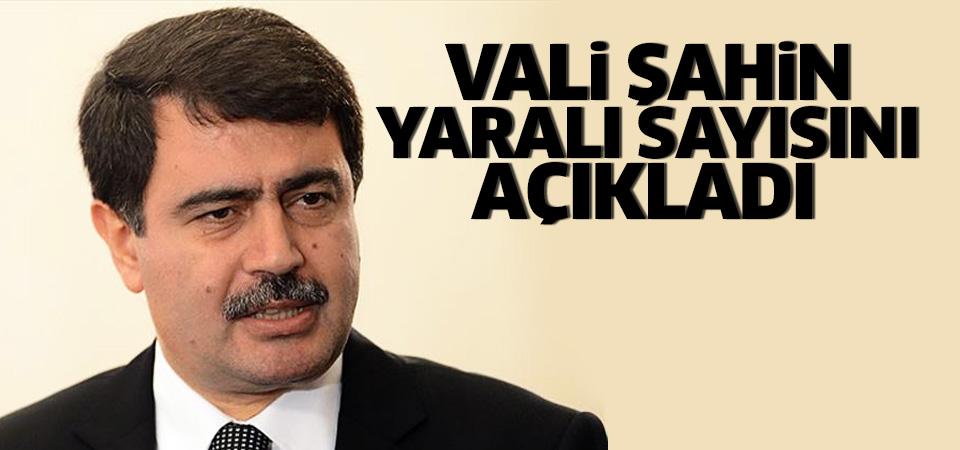 Vali açıkladı: İstanbul'da 166 yaralı var