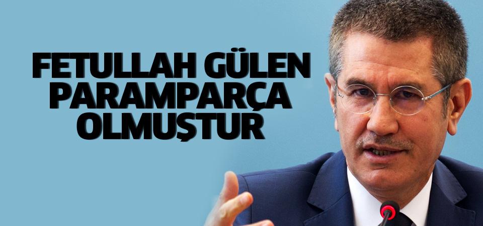 Canikli: Fethullah Gülen paramparça olmuştur