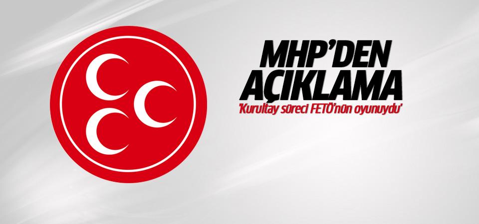 MHP Genel Sekreteri Büyükataman: 'Kurultay süreci FETÖ'nün oyunuydu'