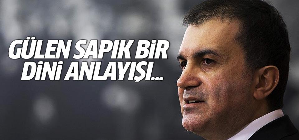 AB Bakanı Çelik: Gülen Türkiye'nin demokratik rejimini hedef aldı