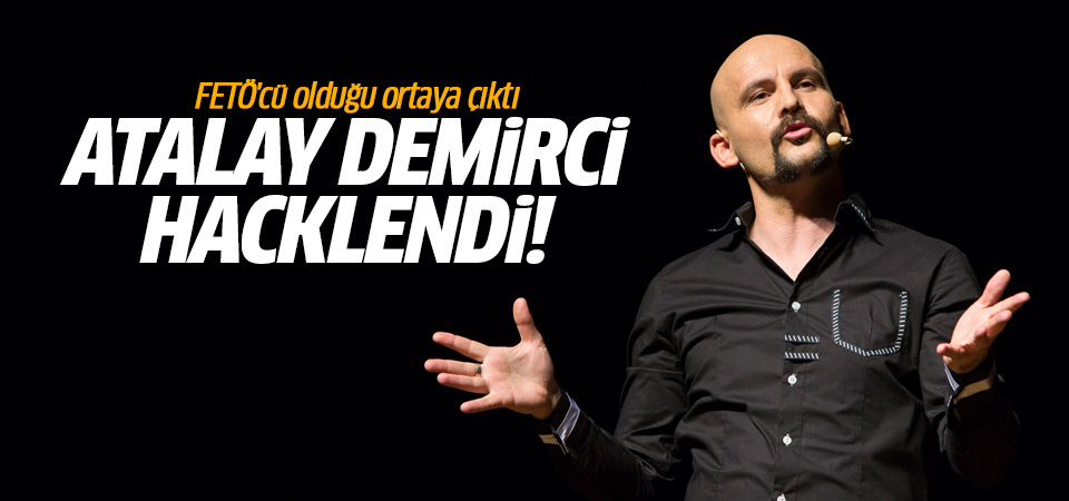 Atalay Demirci'nin Twitter hesabı hacklendi! FETÖ'cü olduğu ortaya çıktı