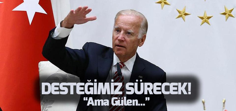 Erdoğan Biden görüşmesinden açıklamalar