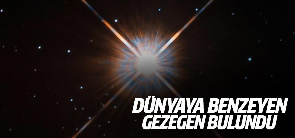 Komşu yıldızda dünyaya benzeyen gezegen bulundu