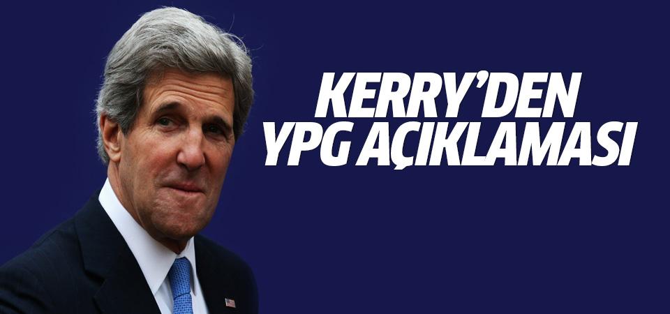 Kerry: PYD/YPG güçleri Fırat'ın doğusuna çekiliyor