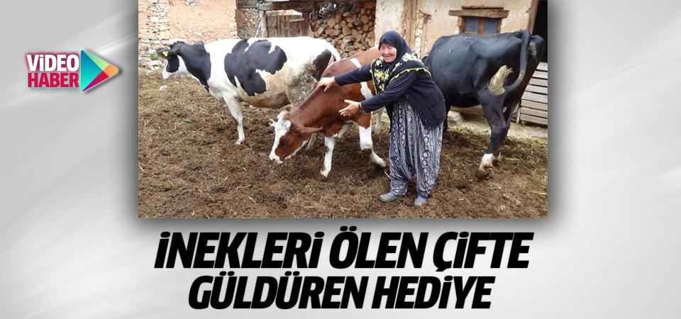 Türkiye'nin gündemine oturan o yaşlı çift bu defa sevinçten ağladı