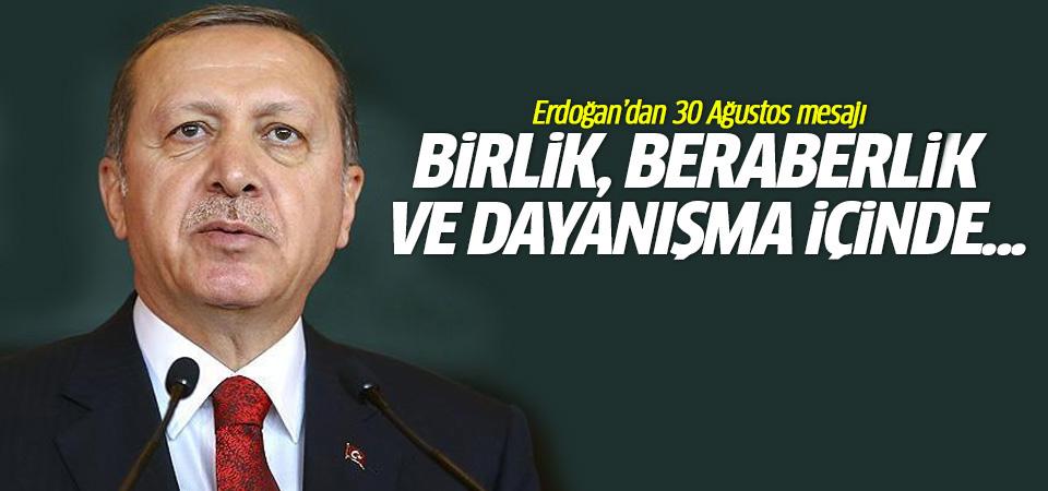 Erdoğan: Milletimizin iradesi en büyük güven kaynağımızdır