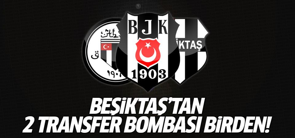 Kartal'dan bomba transferler! Atınç Nukan ve Caner Erkin Beşiktaş'ta