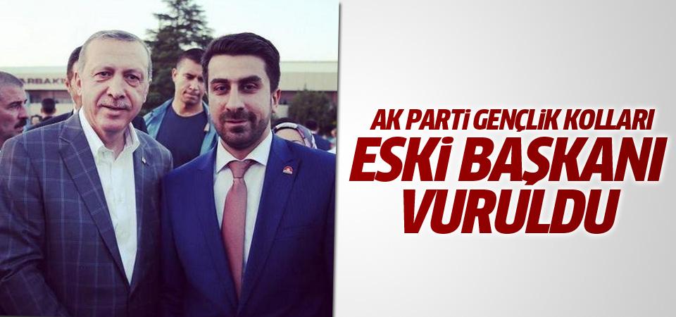 AK Parti gençlik kolları eski başkanı öldürüldü!