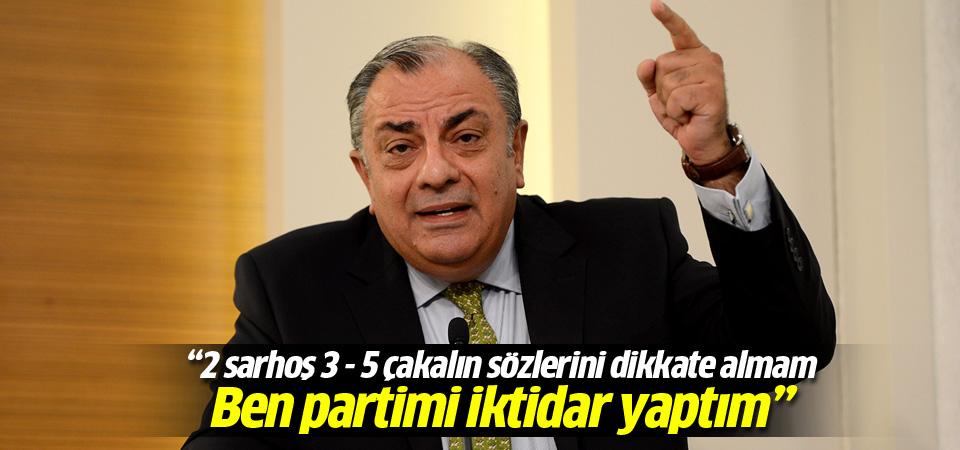 Tuğrul Türkeş'ten gündeme dair açıklamalar