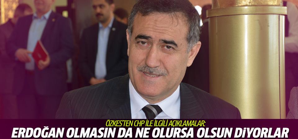 CHP'nin politikası: Erdoğan olmasın da ne olursa olsun
