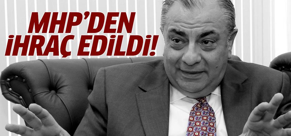 Tuğrul Türkeş MHP'den ihraç edildi!