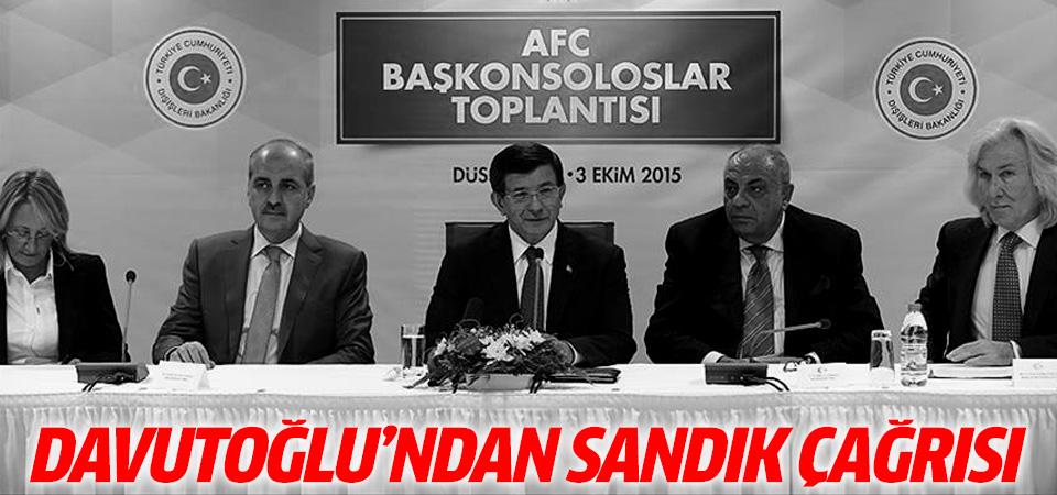 Almanya'daki Türk başkansoloslara seçim uyarıları yaptı