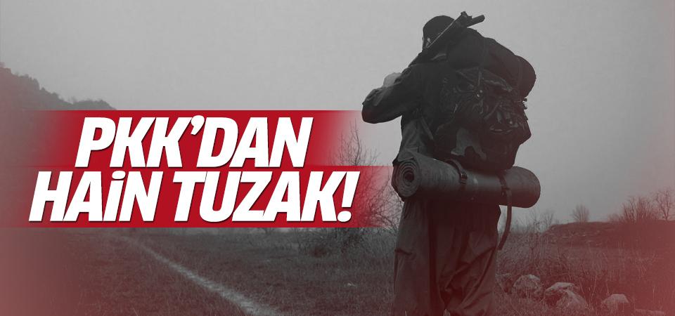 PKK hainliklere devam ediyor!
