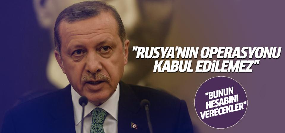 Erdoğan'dan Fransa ziyareti öncesi açıklamalar