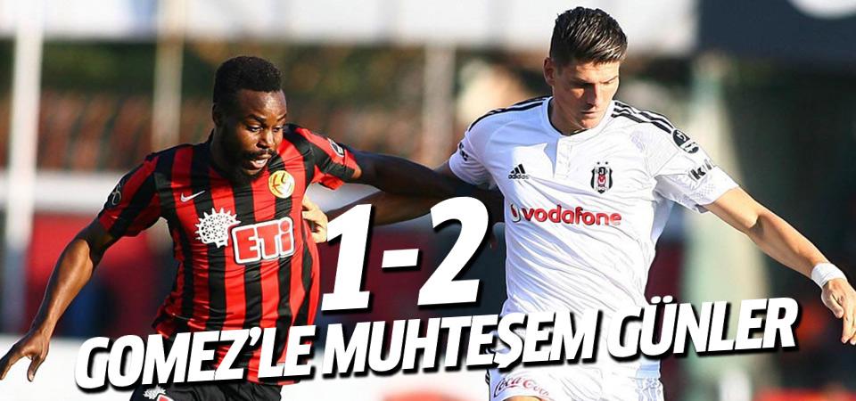 Eskişehirspor Beşiktaş maçı sonucu 1-2