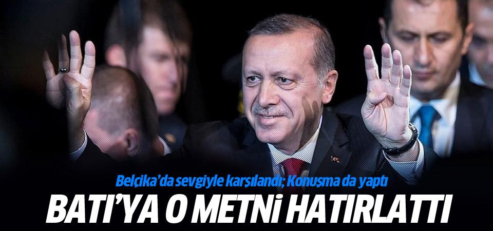 Erdoğan: Nerede bu beyanname?