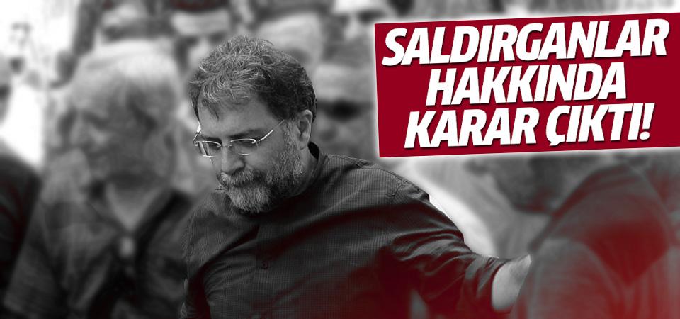 Ahmet Hakan'ın saldırganları hakkında mahkeme kararını verdi!