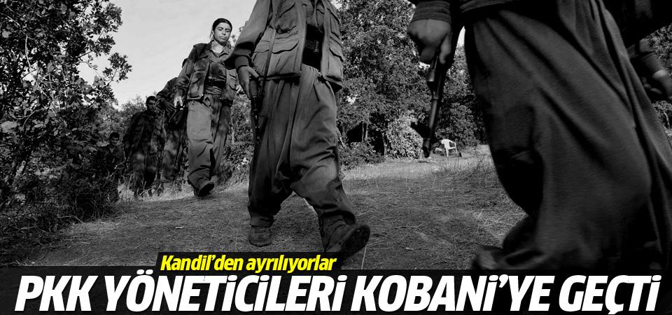 PKK kışı Kobani'de geçirecek