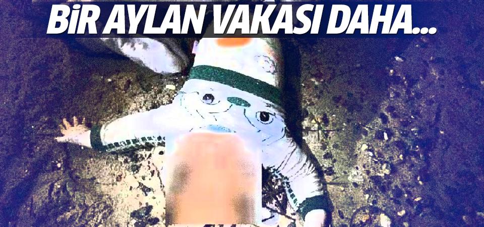 Suriyeli çocuğun cesedi kıyıya vurdu