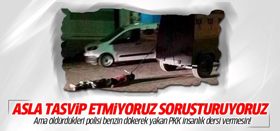 Ensarioğlu: PKK insanlık dersi vermeye kalkmasın!
