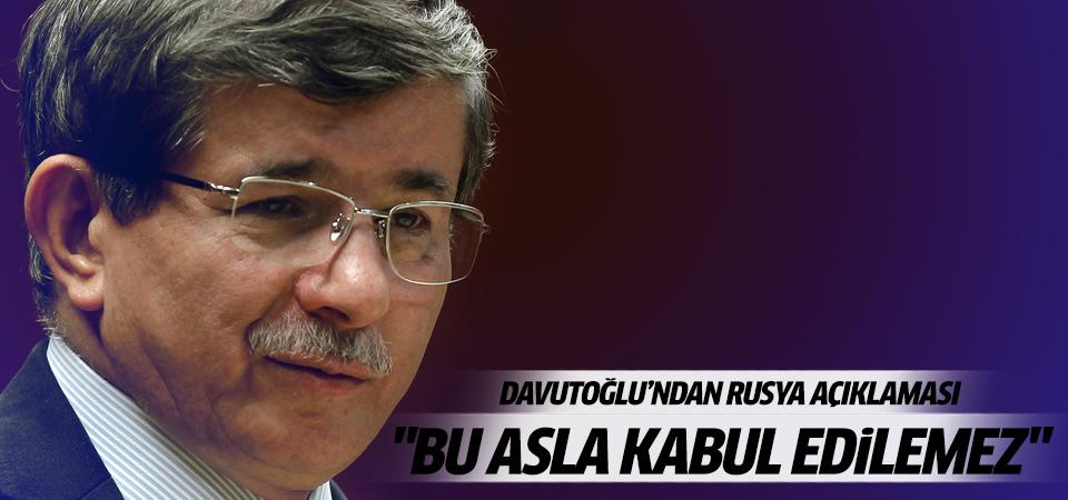 Başbakan Davutoğlu canlı yayında konuşuyor